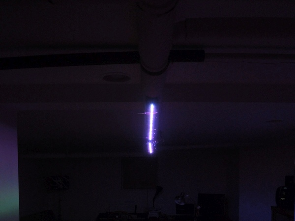 1200 LED Music Visualizer